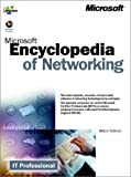 img - for Microsoft Encyclopedia of Networking (It-Independent) book / textbook / text book