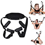 #4: Hera's Gift Wrist & Ankle Cuffs Hand & Foot Cuffs For Women and Men Straps Tie Set Couple Pleaure Toy 1