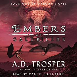 Embers at Galdrilene Audiobook