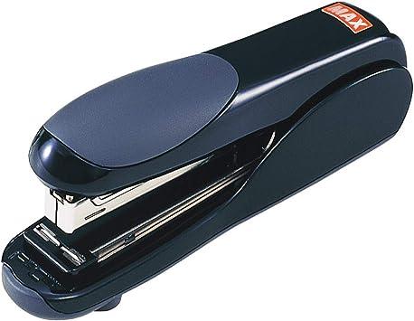 Max Flat Clinch Stapler Half Strip New Original US Free Fast Shipping