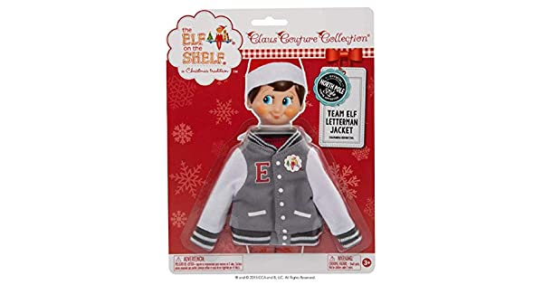 Amazon.com: The Elf on the Shelf Claus Couture Collection ...
