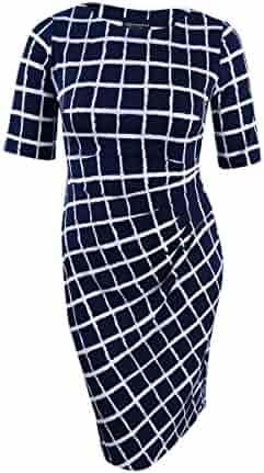 9be5c2ddf96a Shopping Geometric - Short Sleeve - 18 - Dresses - Clothing - Women ...