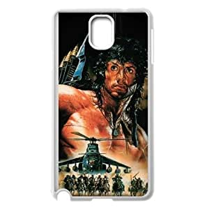 Samsung Galaxy Note 3 Phone Cases White First Blood DFJ567808