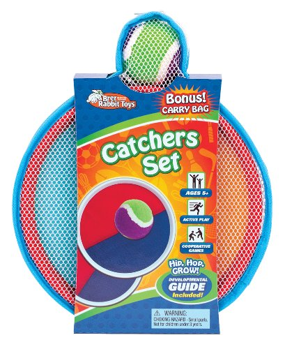 Brer Rabbit Toys Velcro Catchers product image
