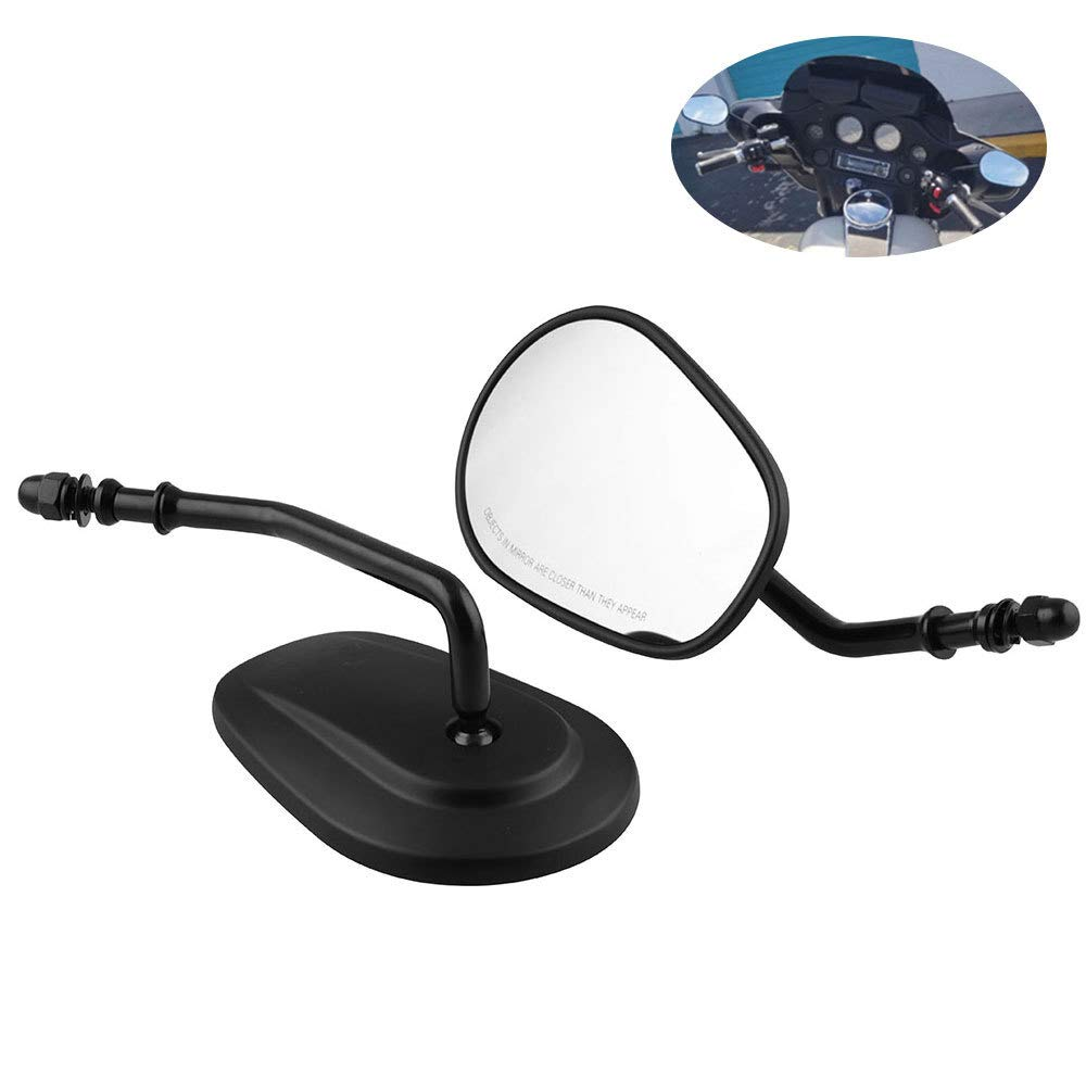 Motorcycle rearview mirror modification for Harley Davidson XL 883 1200 mirror