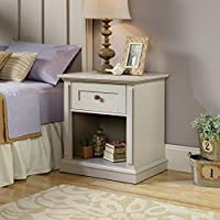 Sauder New Grange 1 Drawer Nightstand