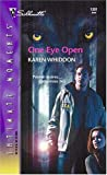 One Eye Open (The Pack, No.1) (Sihouette Intimate Moments, No. 1301)