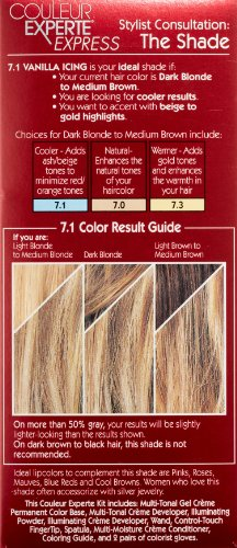 L Or 233 Al Paris Couleur Experte Hair Color Hair Highlights
