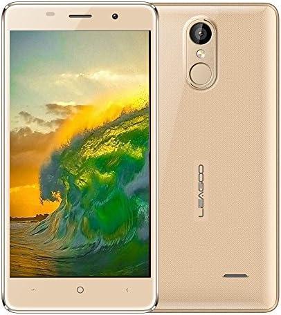 Leagoo M5 Smartphone huella digital desbloqueado Android 6.0 3G Quad Core 2 GB RAM 16 GB Rom 5.0 pulgadas de teléfono celular móvil: Amazon.es: Amazon.es