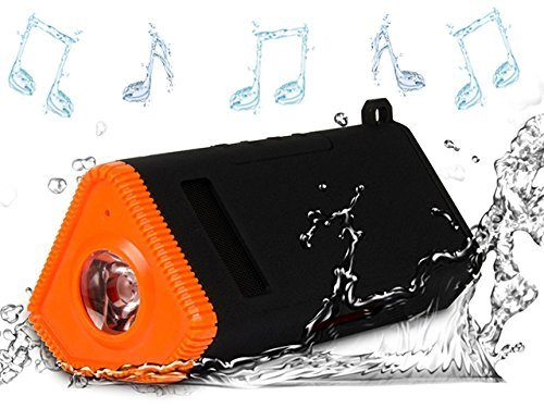 KMASHI Rechargeable Waterproof Headlight Bluetooth