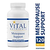 Vital Nutrients – Menopause Support – Herbal Combination Formulated for Support During Menopause – 120 Capsules Review