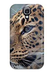 Snap-on Case Designed For Galaxy S4- Leopard