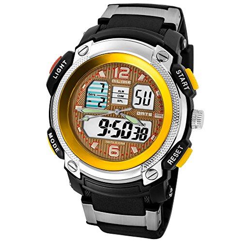 alike-luminous-watch-mens-watch-sports-utility-water-resistant-ak1163-quartz-digital-wristwatch-yell