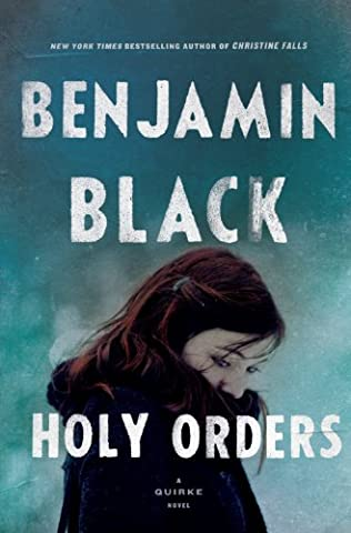 book cover of Holy Orders