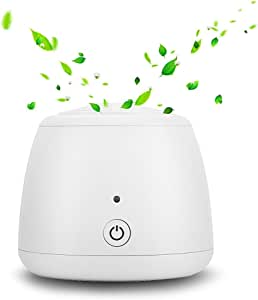 KYG purificador de aire iónico, ambientador, ionizador de ozono portátil USB, Esterilización a la Ozone para ...