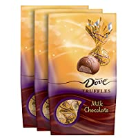 Deals on Dove Milk Chocolate Truffles, Christmas Candy Gifts, 5.31 Ounce