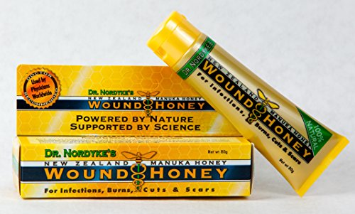 Eras Natural Sciences' Wound Honey, Manuka Honey, Wound, 80 Grams (2.8 ounces) ()