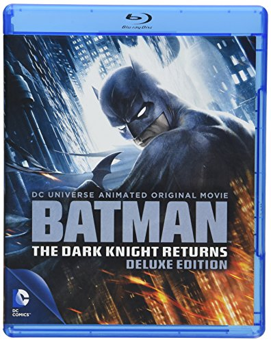 Batman: The Dark Knight Returns (Deluxe Edition) [Blu-ray] (We Re The Millers 2 Release Date)