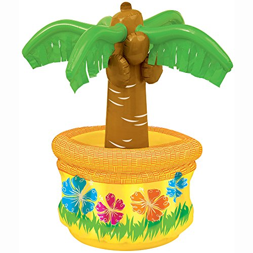 Inflatable Palm Tree Cooler -