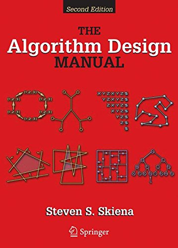 The Algorithm Design Manual by Brand: Springer