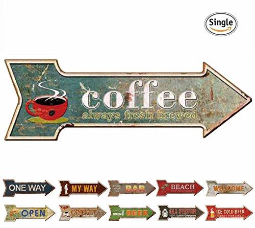coffee bar sign - 8