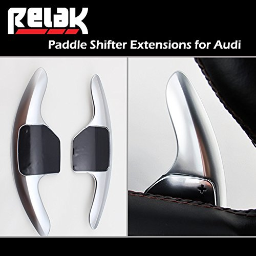 Paddle Shifter Extensions for Audi TT & R8 (2008 to (Paddle Shifter Transmission)