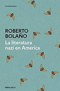 La literatura nazi en América par Roberto Bolaño