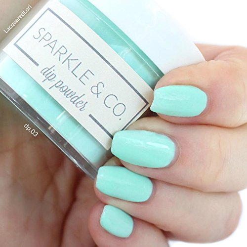 Sparkle & Co. Dip Powder dp.03 Tiffany - Colors And Co Tiffany