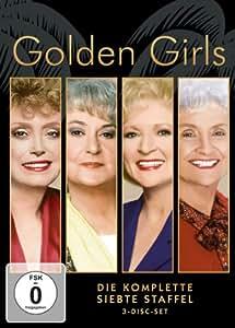 Golden Girls - Die komplette siebte Staffel [Alemania] [DVD]
