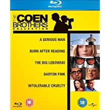 The Coen Brothers Collection - 5-Disc Box Set ( A Serious Man / The Big Lebowski / Burn After Reading / Barton Fink / Intolerable Cruelty ) ( Divorce Law