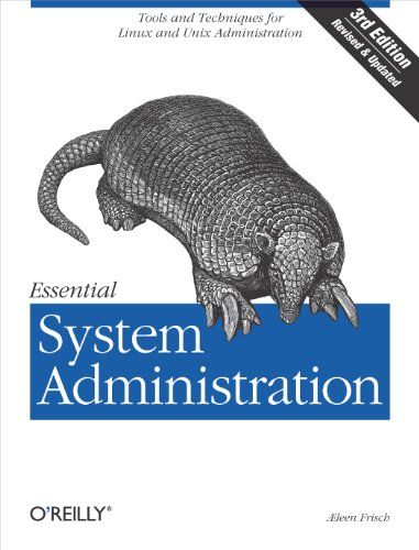 Download Essential System Administration: Tools and Techniques for Linux and Unix Administration Pdf