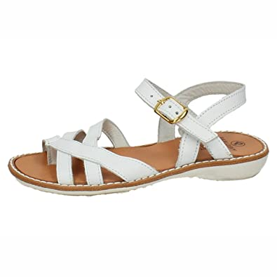 7bd7f09dc Pablosky Girls  Thong Sandals Blanco  Amazon.co.uk  Shoes   Bags