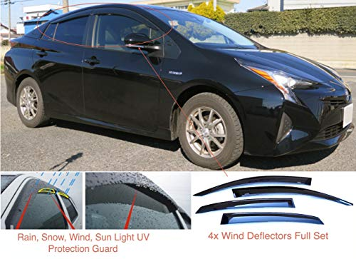 Car Window Sun Protection Shades Blinds Tints Toyota Avensis T25 hatchback 03-09