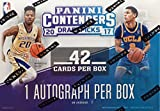 2017 NBA Panini Contenders Draft Picks Factory Sealed Basketball Cards w/ 1 AUTOGRAPH Card Per Box!!