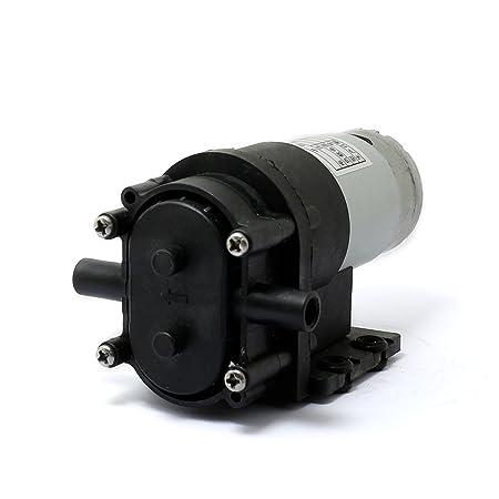 Q-BAIHE 12 DC bomba de autocebado agua caliente circulación agua pozo bomba de aceite ZC-520: Amazon.es: Productos para mascotas