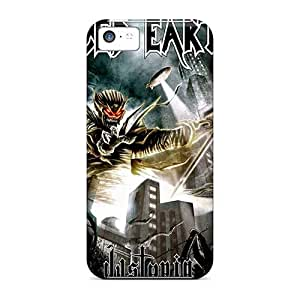 Hard Protect Phone Case For Iphone 5c (vng10437yrwN) Support Personal Customs Nice Metallica Pictures