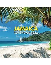 2022 Calendar Jamaica: Featuring Blue Hole, Negril Lighthouse, Ocho Rios, Portland, Kingston, Jamaican Foods - 2022 Gift Idea