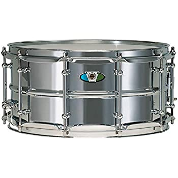 "Ludwig Supralite Snare Drum - 6.5"" x 14"""