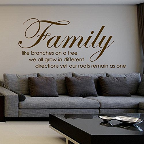 orange and brown wall decals - 6