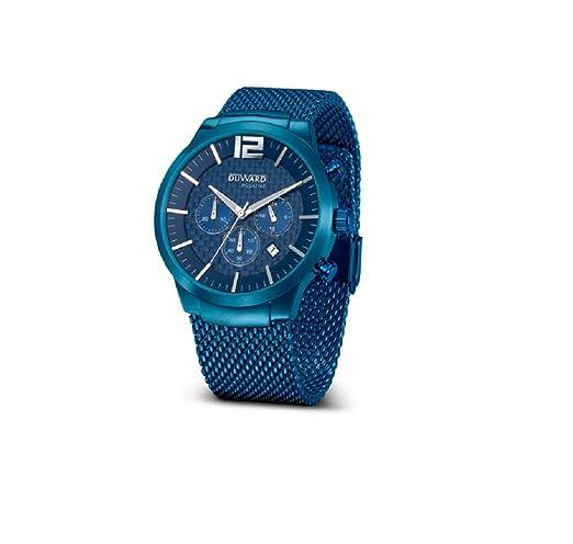 Reloj Duward para caballero colección Aquastar Sochi modelo D95516.75: Amazon.es: Relojes
