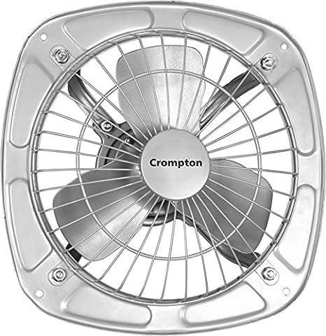 Crompton Greaves Drift 150mm Exhaust Fan Silver Amazon In Home