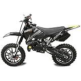 "Dirtbike Coyote 49cc 10"" Neues Design Bike Cross Pocket Mini Quad Atv"