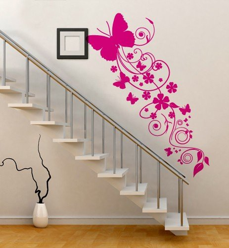 Decori per muro cheap adesivi murali ikea foglie sulle - Adesivo albero ikea ...