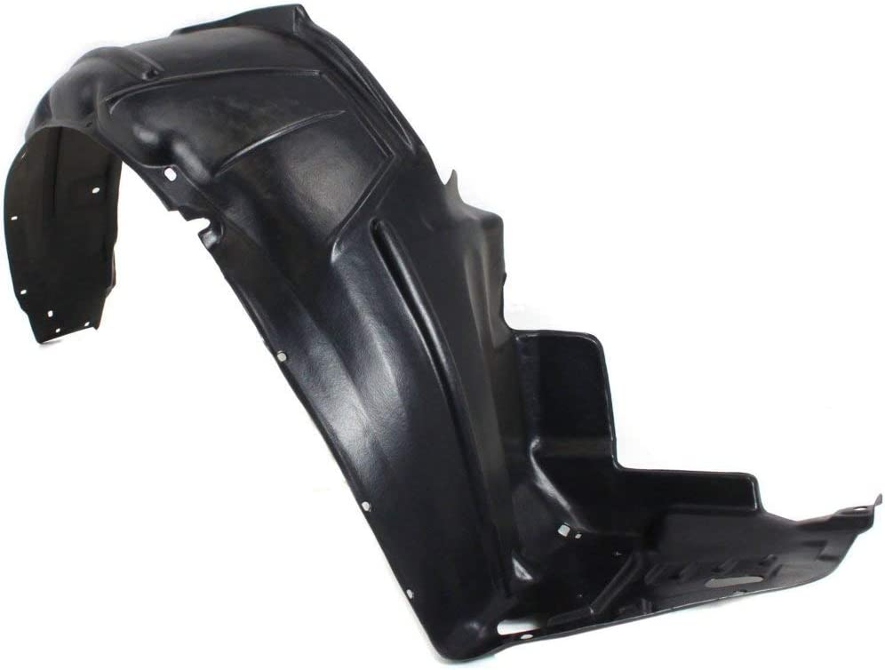 Driver and Passenger Side Set of 2 Fender Liner for 2006-2008 Acura TSX Front