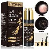 Hair Growth Serum, Anti-Hair Loss Serum, Strengthen Hair Roots...
