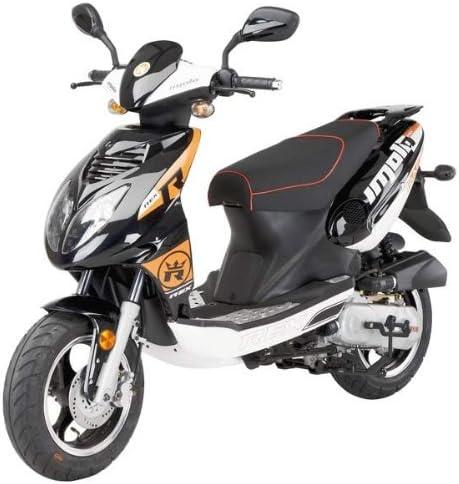Prophete Rex Imola 50 Race Motorroller 50ccm Roller Mokick 3 5ps 3842 Sport Freizeit