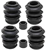 ACDelco 18K1406 Professional Front Disc Brake Caliper Rubber Bushing Kit with Seals and Bushings