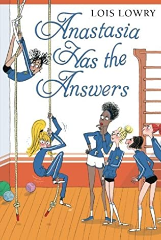 book cover of Anastasia has the Answers
