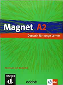 Magnet A2. Kursbuch: Centro de Investigación y Publicaciones de