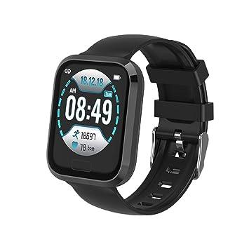 Amazon.com: NOMENI Fitness Tracker Heart Rate Sleep Monitor ...